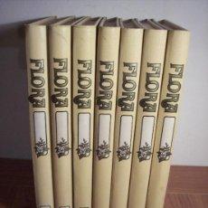 Enciclopedias de segunda mano: ENCICLOPEDIA SALVAT (FLORA) FALTAN LOS TOMOS 1 - 4 - 6 - 7 Y 11. Lote 30818499