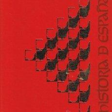Enciclopedias de segunda mano: HISTORIA DE ESPAÑA - ENCICLOPEDIA DE 6 VOLÚMENES - 1976 - CARROGGIO EDICIONES. Lote 30955197