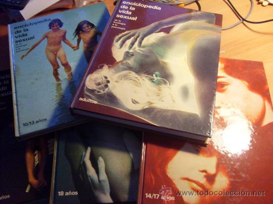 ENCICLOPEDIA DE LA VIDA SEXUAL ( DE LA FISIOLOGIA A LA PSICOLOGIA ) PRIMERA EDICION 1977 (LE4) (Libros de Segunda Mano - Enciclopedias)
