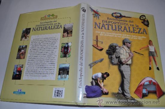 ENCLOPEDIA DEL DEPORTISTA EN LA NATURALEZA CRISTIAN BIOSCA AB13725 (Libros de Segunda Mano - Enciclopedias)