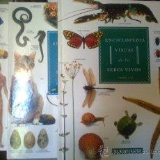 Enciclopedias de segunda mano: ENCICLOPEDIA VISUAL DE LOS SERES VIVOS (3 TOMOS). Lote 31986838