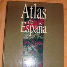 Enciclopedias de segunda mano: ATLAS DE ESPAÑA-EL PAIS AGUILAR 1992. Lote 119468996