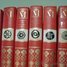 Enciclopedias de segunda mano: NUEVA HISTORIA UNIVERSAL. EDITORIAL MARÍN. 6 VOLUMENES. COMPLETA. 1969. Lote 32517244
