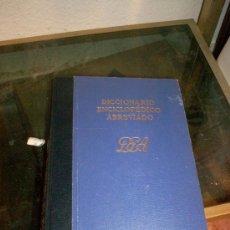 Enciclopedias de segunda mano: DICCIONARIO ENCICLOPÉDICO ABREVIADO ESPASA-CALPE, TOMO II. 1972.. Lote 32519177