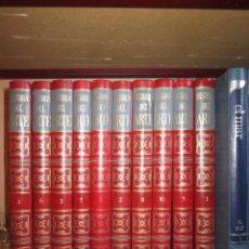 Enciclopedias de segunda mano: HISTORIA DEL ARTE. EDITORIAL SALVAT.. Lote 200331465