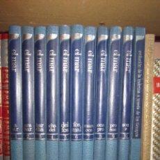 Enciclopedias de segunda mano: EL MAR. GRAN ENCICLOPEDIA SALVAT. 1975.. Lote 32552573