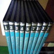 Enciclopedias de segunda mano: GRAN ENCICLOPEDIA DE LA ELECTRONICA. EDIT. NUEVALENTE. (9 TOMOS) (1984). Lote 32895854