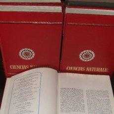 Enciclopedias de segunda mano: ENCICLOPEDIA DE LAS CIENCIAS NATURALES.EDICIÓN AÑO 1970.. Lote 33438482