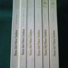 Enciclopedias de segunda mano: ENCICLOPEDIA DE 6 TOMOS DE FAUNA DELS PAISOS CATALANS, ESCRITO EN CATALAN. Lote 33540881