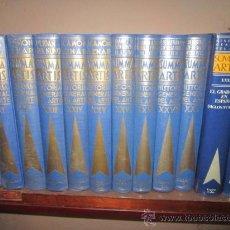 Enciclopedias de segunda mano: SUMMA ARTIS. HISTORIA GENERAL DEL ARTE, POR JOSE PIJOAN.. Lote 33767588