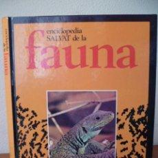 Enciclopedias de segunda mano: LIBRO - ENCICLOPEDIA SALVAT DE LA FAUNA Nº 6, 1979 (VÉR FOTOS). Lote 33779419