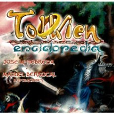 Enciclopedias de segunda mano: TOLKIEN ENCICLOPEDIA. Lote 34077294
