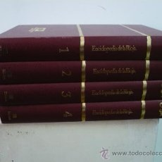 Enciclopedias de segunda mano: ENCICLOPEDIA DE LA RIOJA H.E.S.A. FRANCISCO MARTÍN LOSA. 4 TOMOS VOLUMENES. TDKLT1. Lote 34097594