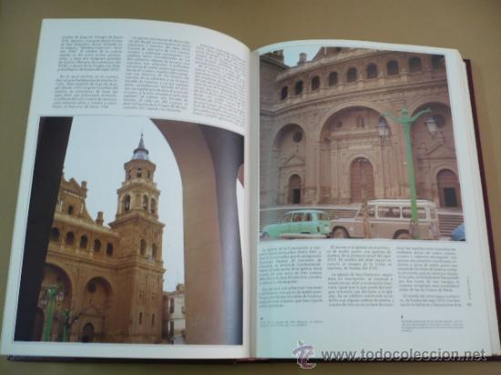 Enciclopedias de segunda mano: ENCICLOPEDIA DE LA RIOJA H.E.S.A. Francisco Martín Losa. 4 TOMOS VOLUMENES. TDKLT1 - Foto 4 - 34097594