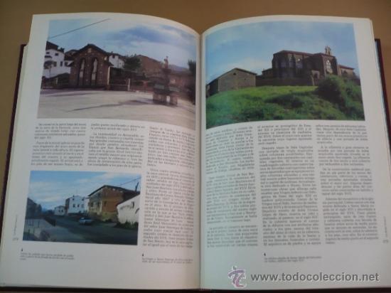 Enciclopedias de segunda mano: ENCICLOPEDIA DE LA RIOJA H.E.S.A. Francisco Martín Losa. 4 TOMOS VOLUMENES. TDKLT1 - Foto 3 - 34097594