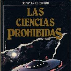 Livres d'occasion: M - ENCICLOPEDIA OCULTISMO -Nº 17-LAS CIENCIAS PROHIBIDAS -1988-EVIDENCIA OVNIS ATERRIZAJES. Lote 53204950