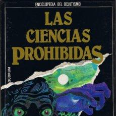 Livres d'occasion: M - ENCICLOPEDIA OCULTISMO - Nº 14 -LAS CIENCIAS PROHIBIDAS - FANTASMAS. Lote 34497615