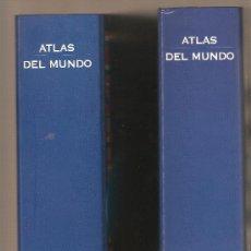 Enciclopedias de segunda mano: ATLAS DEL MUNDO , 6 ARCHIVADORES , EDITADO POR PLANETA-DEAGOSTINI , NUEVO . Lote 34500760