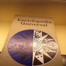 Enciclopedias de segunda mano: ENCICLOPEDIA UNIVERSAL. Lote 34709012