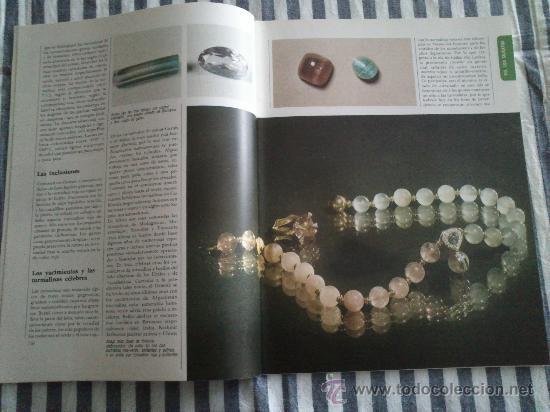 Enciclopedias de segunda mano: Los Minerales, de la A a la Z. 3 Tomos, el nº 3 sin tapas solo los fasciculos. Ed Nueva Lente. - Foto 10 - 35483941