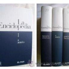 Enciclopedias de segunda mano: LA ENCICLOPEDIA (20 VOLÚMENES) SALVAT. 2003. Lote 35869744