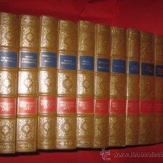 Enciclopedias de segunda mano: GRAN HISTORIA UNIVERSAL. COMPLETA. ONCE TOMOS. CLUB INTERNACIONAL DEL LIBRO.. Lote 37082571