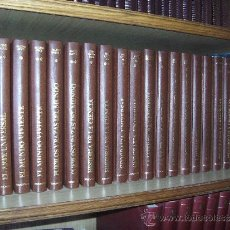 Enciclopedias de segunda mano: BIBLIOTECA DE LA CULTURA. «CONSULTOR TEMATICO» COLECCION COMPLETA 22 TOMOS. Lote 36756653