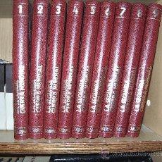 Enciclopedias de segunda mano: SEGUNDA GUERRA MUNDIAL EDITADA POR SARPE • COMPLETA TOMOS 1 AL 9 • DE MI COLECCIÓN PARTICULAR. Lote 36756780