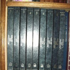 Enciclopedias de segunda mano: BELLEZAS DEL MUNDO.... EN 9 TOMOS.... Lote 36757118
