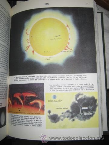 Enciclopedias de segunda mano: Enciclopedia. Ciencias Naturales. Editorial Bruguera. 1967. - Foto 4 - 48411093