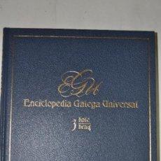 Enciclopedias de segunda mano: ENCICLOPEDIA GALEGA UNIVERSAL. TOMO 3: BLAC/ BRAQ.. XOSÉ ANTONIO PEROZO RUÍZ RM62425. Lote 37742225