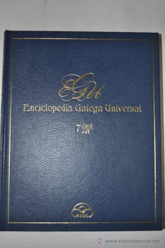 ENCICLOPEDIA GALEGA UNIVERSAL. TOMO7: CURB / EDT.. XOSÉ ANTONIO PEROZO RUÍZ RM62429 (Libros de Segunda Mano - Enciclopedias)