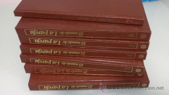 EL MUNDO DE LA PAREJA COMPLETA LOS 7 TOMOS (Libros de Segunda Mano - Enciclopedias)
