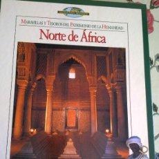 Enciclopedias de segunda mano: NORTE DE ÁFRICA MARAVILLAS Y TESOROS DEL PATRIMONIO DE LA HUMANIDAD TIEMPO EST14B2. Lote 37839978
