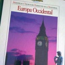 Enciclopedias de segunda mano: MARAVILLAS Y TESOROS DEL PATRIMONIO DE LA HUMANIDAD EUROPA OCCIDENTAL TIEMPO EST14B2. Lote 37840198