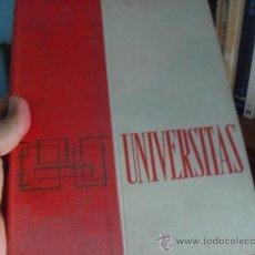 Livros em segunda mão: ENCICLOPEDIA UNIVERSITAS 21 TOMOS, IMPRENTA HISPANOAMERICANA BARCELONA 1966. Lote 38127258