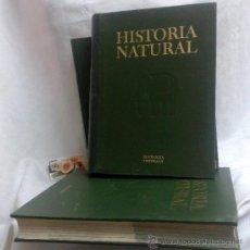 Enciclopedias de segunda mano: AÑO 1971.- INSTITUTO GALLACH. DOS TOMOS, HISTORIA NATURAL Y UN TOMO, LAS RAZAS HUMANAS.. Lote 38662265