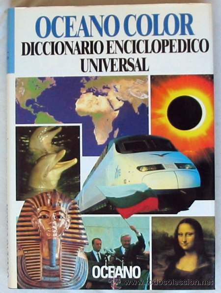 Enciclopedias de segunda mano: DICCIONARIO ENCICLOPÉDICO UNIVERSAL - 6 TOMOS COMPLETO - OCEANO COLOR 1998 - VER DESCRIPCIÓN - Foto 2 - 39149475