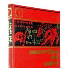 Enciclopedias de segunda mano: ENCICLOPEDIA MARAVILLAS DEL SABER / TOMO 1 HISTORIA - CREDSA 1976. Lote 96780184