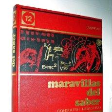 Enciclopedias de segunda mano: ENCICLOPEDIA MARAVILLAS DEL SABER / TOMO 12 DEPORTES - CREDSA 1976. Lote 39176107