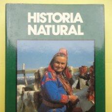 Enciclopedias de segunda mano: HISTORIA NATURAL. RAZAS Y CULTURAS. LAS RAZAS HUMANAS. EUROPA. Lote 39714254