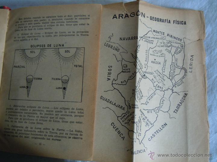 Enciclopedias de segunda mano: ENCICLOPEDIA MODERNA DE E. GONZALEZ VILLANUEVA DE 1950. GRADO MEDIO. CON DEDICATORIA DEL AUTOR - Foto 3 - 40276609