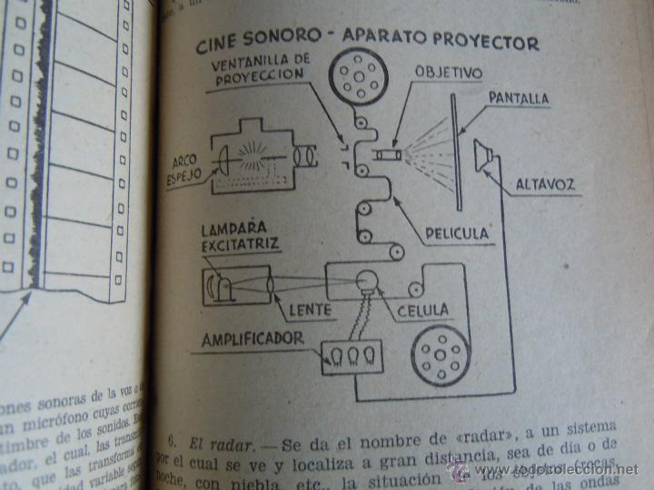 Enciclopedias de segunda mano: ENCICLOPEDIA MODERNA DE E. GONZALEZ VILLANUEVA DE 1950. GRADO MEDIO. CON DEDICATORIA DEL AUTOR - Foto 5 - 40276609
