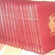 Enciclopedias de segunda mano: DICCIONARIO ENCICLOPÉDICO LAROUSSE 16 TOMOS.. Lote 40668581