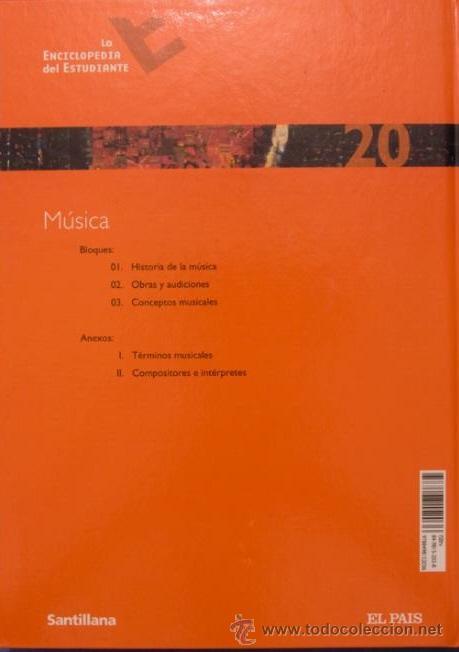 Enciclopedias de segunda mano: PARTE TRASERA - Foto 2 - 58399827
