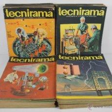 Enciclopedias de segunda mano: 4137- TECNIRAMA. ENCICLOPEDIA DE LA CIENCIA. EDIT. CODEX. AÑOS 60. 131 EJEMPLARES. . Lote 40892814