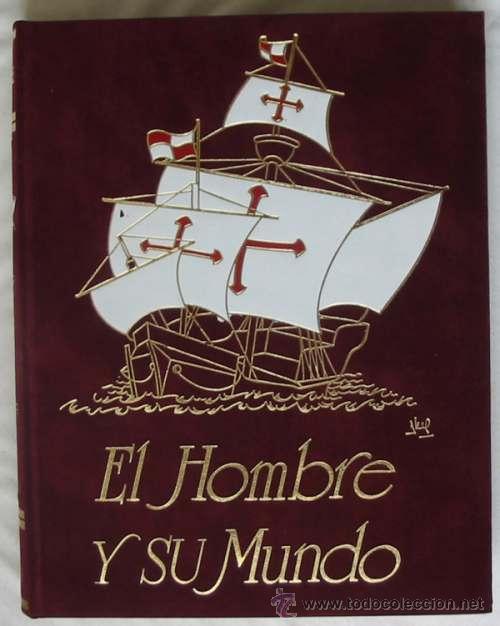 Enciclopedias de segunda mano: EL HOMBRE Y SU MUNDO - 11 TOMOS COMPLETA Y COMO NUEVA - ED. AGLO 1991 - 2816 PÁGINAS - VER ÍNDICES - Foto 2 - 41019693