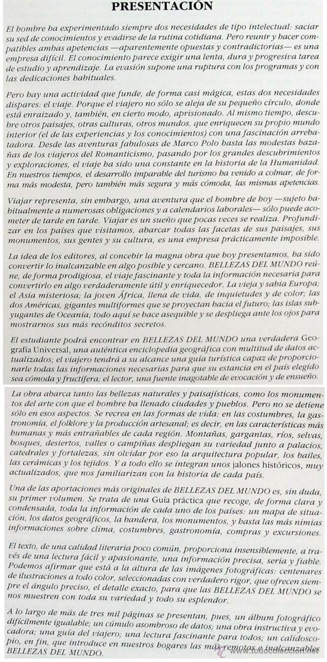 Enciclopedias de segunda mano: EL HOMBRE Y SU MUNDO - 11 TOMOS COMPLETA Y COMO NUEVA - ED. AGLO 1991 - 2816 PÁGINAS - VER ÍNDICES - Foto 3 - 41019693