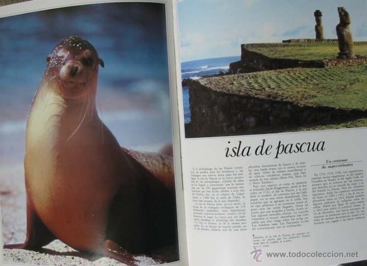 Enciclopedias de segunda mano: EL HOMBRE Y SU MUNDO - 11 TOMOS COMPLETA Y COMO NUEVA - ED. AGLO 1991 - 2816 PÁGINAS - VER ÍNDICES - Foto 13 - 41019693