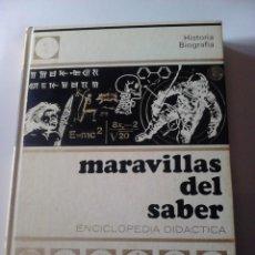 Enciclopedias de segunda mano: MARAVILLAS DEL SABER 10 TOMOS. Lote 41749652
